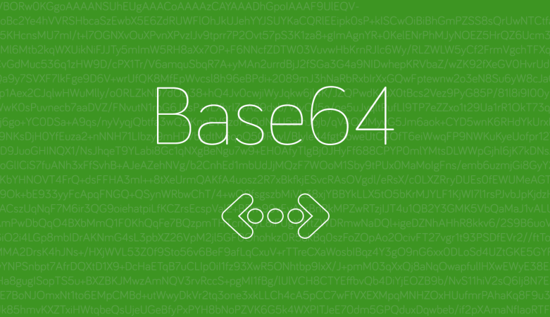 Base64 Encode and Decode